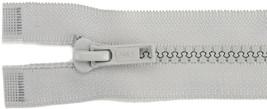 """Coats Sport Separating Zipper 30""""-Nugrey - $8.63"""