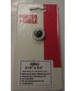 "PORTER-CABLE 42943 3/4"" Replacement Ball-Bearing Pilot 3/16"" Inner Diameter - $6.80"