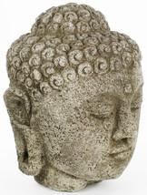Buddha Head Concrete Statue  - $175.00