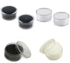 Loose White Gem Jars or Black Gem Jars Display ... - $5.63 - $10.88