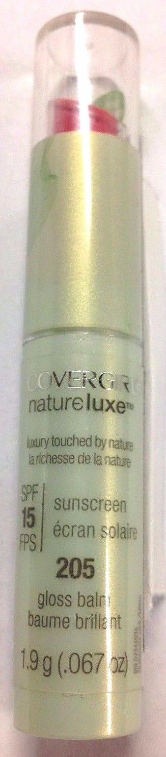 Primary image for Covergirl Natureluxe Gloss Lip Balm #205 TULIP