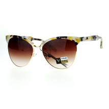 VG Occhiali Womens Sunglasses Cateye Bold Top Designer Fashion UV 400 - $9.95