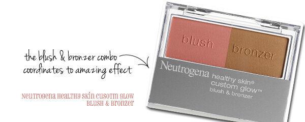 BUY1 GET1 AT 10% OFF Neutrogena Healthy Skin Custom Glow Blush & Bronzer Duo - $39.97