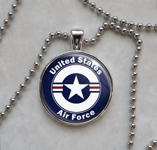 United States Air Force USAF Pendant Necklace - $14.00+