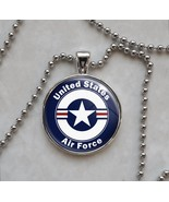 United States Air Force USAF Pendant Necklace - $14.85+