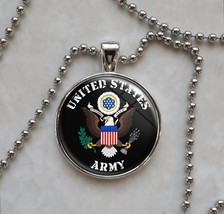 United States Army Pendant Necklace - $14.00+