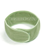 Microfiber Spa Headband Velcro, Olive Green - A... - $8.50