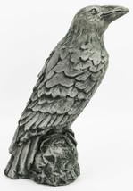 Raven Concrete Statue  - $89.00
