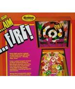 Gottlieb Ready Aim Fire Pinball FLYER Original NOS 1983 Retro Game Art Print - $19.60