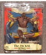 2008 Spawn Age Of Pharaohs The Jackal King Figure New In The Package - $74.99