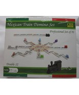 train game chickfoot New D12 Numerical Mexican Train Game Free  Shipping... - $29.95