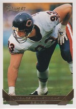 Trace Armstrong 1993 Topps Gold Card #91 - $0.99
