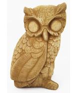 Owl Concrete Statue  - $51.00