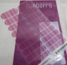 Jamberry Island Energy 1K10 Activated Nail Wrap (Full Sheet ) Retired - $16.82