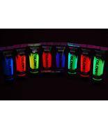 PaintGlow Glow in the Dark Hair Gel- 8 Piece Variety Pack - $33.95