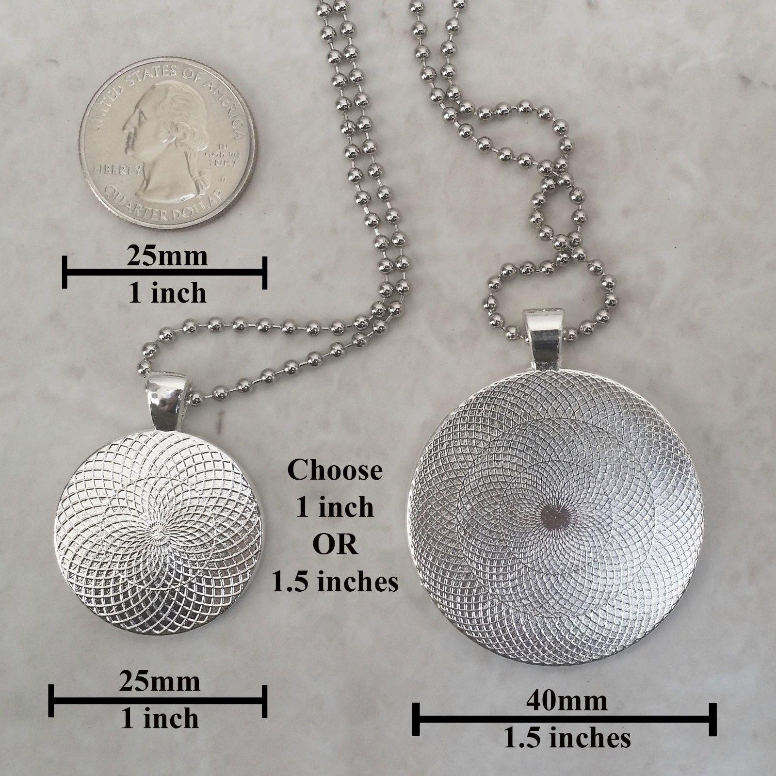 Kali Yantra Pendant Necklace image 2