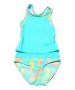 Joe Boxer Girls Swim Suit Size Large 10/12 Pine... - $14.99