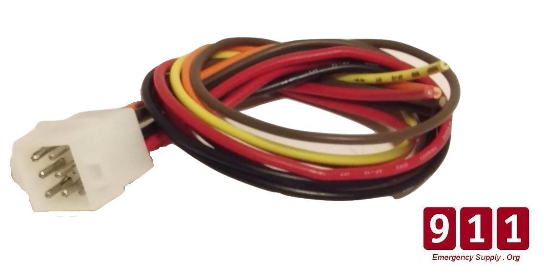 s l1600 whelen bl627 alpha siren power harness and 33 similar items  at creativeand.co