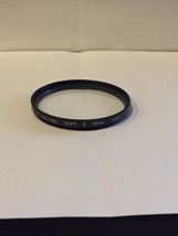 Vivitar 58mm Soft II Screw-In Lens Filter Made in Japan  (R-36) Softar ... - $9.89