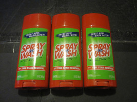 Spray N Wash Laundry Pre-Treater Stain Stick 3-... - $13.38