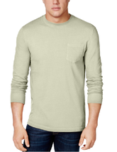Club Room Men's Garment-Dyed  T-Shirt Shade Slate 3XL - £11.54 GBP