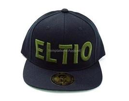EL CHAPARRITO MENS EL CHAPO EL TIO SNAP BACK EASY FIT CAP HAT UNISEX IN ... - $32.89