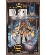 1998 Legends Of The Dark Knight Batgirl Figure New In The Package - $21.99