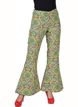"Ladies 70's Flared Trousers - ""Summer of Love"" Pattern  - $25.45"