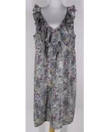 New ANN TAYLOR LOFT Abstract Floral Print Dress... - $29.99