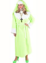 Neon Nun - Religious Raver  , sizes 8 -22  - $29.25
