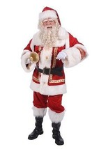 Hire a Deluxe Father Christmas  Costume  - $49.50+