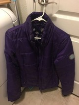 Purple Girls Coat Aeropostale M - $23.36