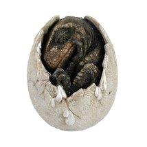 Red Dinosaur Prehistoric Egg Collectible Figurine - $15.44
