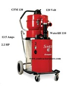Ermator S1400 Dust Extractor HEPA Dust Collectors 120V - $3,450.00
