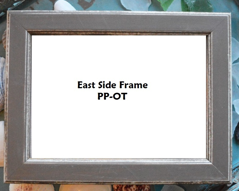 Primary image for FRAME East Side Frames (PP-OT) 5x7 for Surf Life To The Beach Series #10 chart