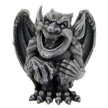 Whimsical Guardian Gargoyle Deskop Table Statue Figurine 5 Inch - ₨1,178.51 INR