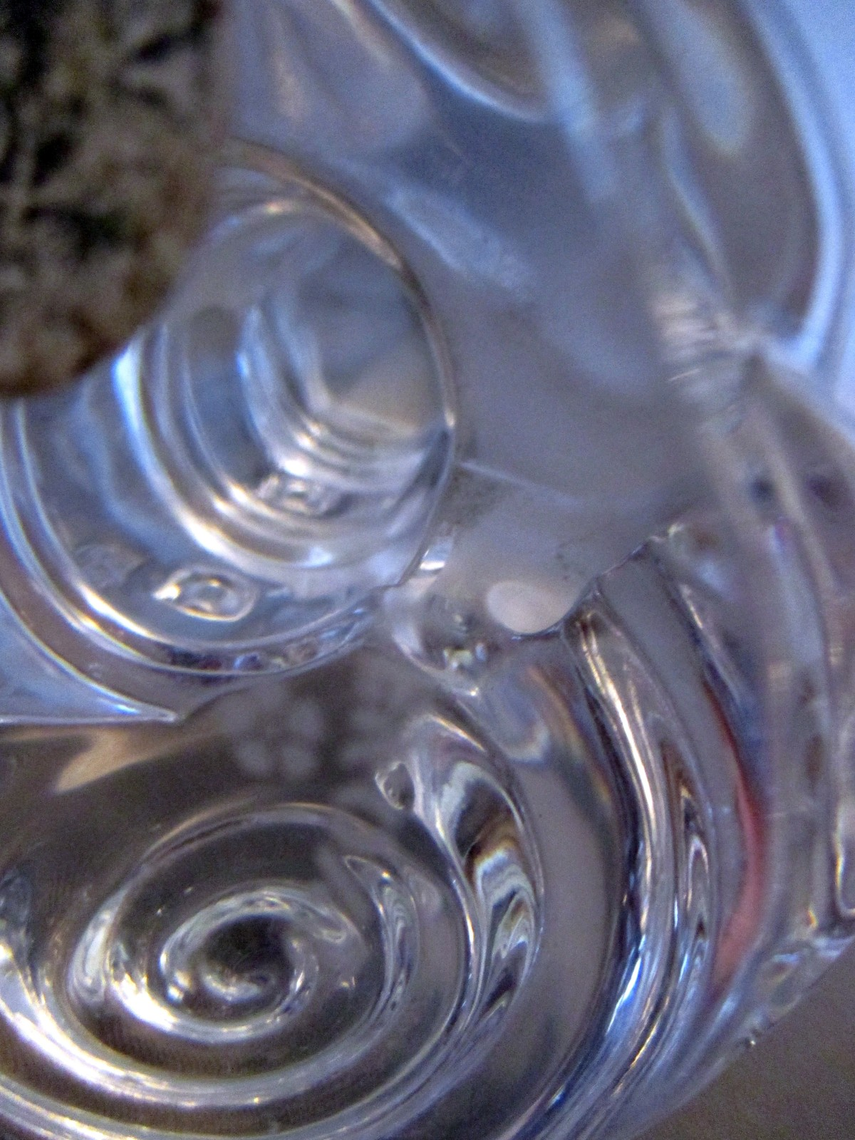 LENOX CRYSTAL LIGHTHOUSE VOTIV E CANDLE HOLDER MADE IN CZECH REPUBLIC