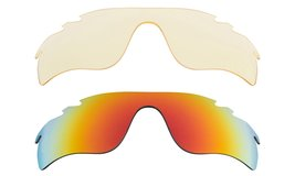 New Replacement Lens Oakley VENTED RADAR LOCK - HI Yellow Yellow - $32.48
