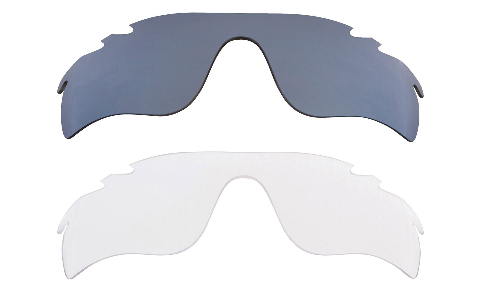 Primary image for New Replacement Lens Oakley VENTED RADAR LOCK - Clear Silver