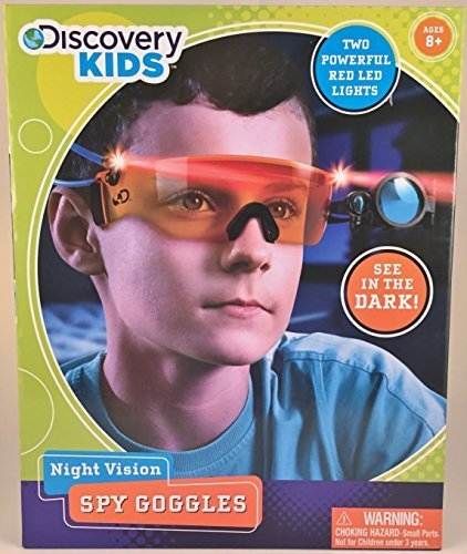 Discovery Kids Night Vision Spy Goggles