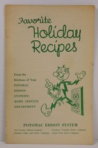 Favorite Holiday Recipes Home Service Department Potomac Edison - $2.99