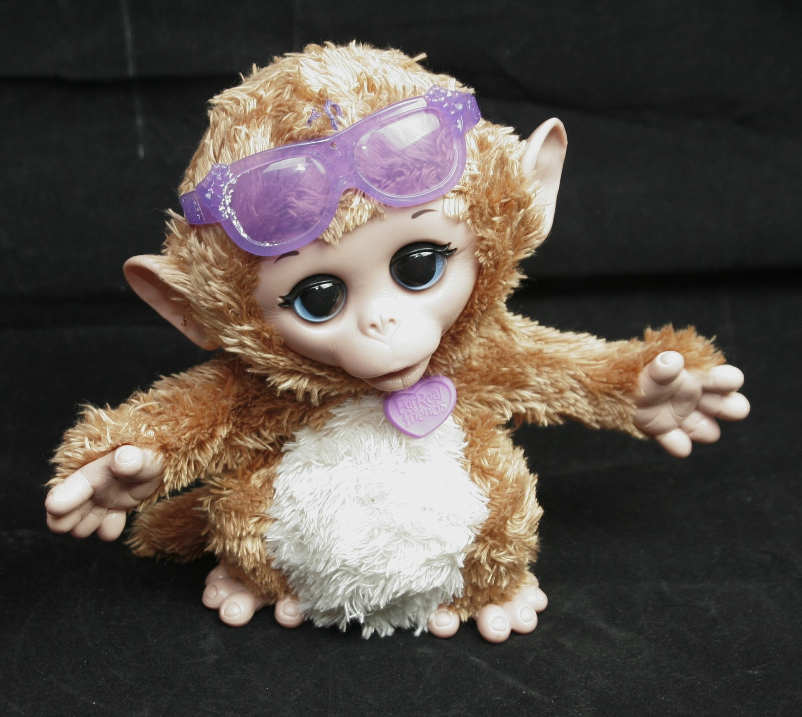 Primary image for FurReal Friends Baby Cuddles My Giggly Monkey Pet Plush