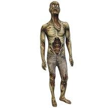 Zombie Kids Monster Morphsuit Fancy Dress Costume - size Medium 37-40 (1... - $40.51