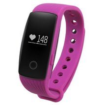 ID107HR Smart Bracelet Heart Rate Monitor F/T Pedometer/Sleep/Calorie Mo... - $45.00