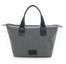 Marc Jacobs Domo Arigato Chambray Zip Tote w/ Pouch ~NWT~ Navy - $156.42