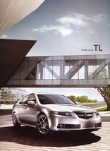 2008 Acura TL sales brochure catalog US 08 Type-S Honda - $9.00