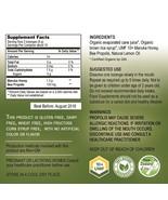 Manuka Honey, Lemon and Raw Bee Propolis Lozenges with UMF 10+ Manuka Honey - $9.95