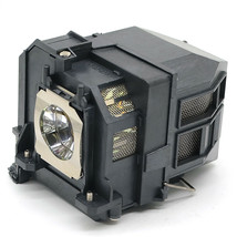 Replacement Lamp for Epson ELPLP80, EB-580, EB-585Wi, EB-595Wi, Powerlit... - $77.91