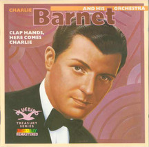 [Audio CD ~ Brand New] Charlie Barnet - $15.99
