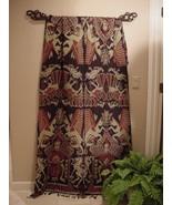 4 Handcarved Elegant Textile Runner Obi Display Hanger Rod Bar Finial En... - $256.49